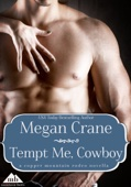 Megan Crane - Tempt Me, Cowboy artwork
