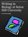 Writing In Biology At Seton Hill University