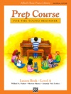 Alfreds Basic Piano Prep Course Lesson A Universal Edition