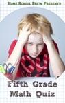 Fifth Grade Math Quiz