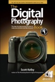 The Digital Photography Book - Scott Kelby Cover Art