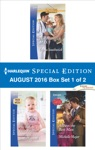 Harlequin Special Edition August 2016 Box Set 1 Of 2
