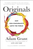 Originals - Adam Grant Cover Art