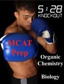 MCAT Prep Book: 528 Knockout - Brent Nelson & Leigh Vidrine Cover Art
