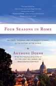 Four Seasons in Rome - Anthony Doerr Cover Art