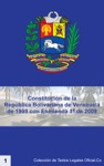Constitucin De La Repblica Bolivariana De Venezuela De 1999