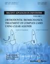 Orthodontic Biomechanics Treatment Of Complex Cases Using Clear Aligner