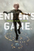Ender's Game - Orson Scott Card Cover Art