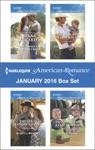Harlequin American Romance January 2016  Box Set
