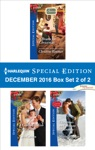 Harlequin Special Edition December 2016 Box Set 2 Of 2