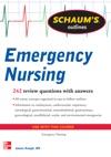 Schaums Outline Of Emergency Nursing