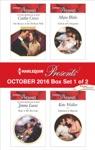 Harlequin Presents October 2016 - Box Set 1 Of 2