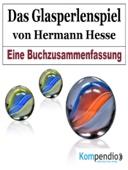 Alessandro Dallmann, Robert Sasse & Yannick Esters - Das Glasperlenspiel von Hermann Hesse artwork