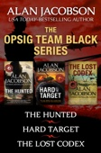 The OPSIG Team Black Series - Alan Jacobson Cover Art