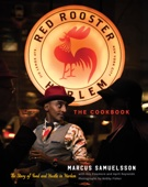 The Red Rooster Cookbook - Marcus Samuelsson Cover Art