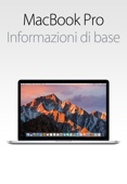 Informazioni di base su MacBook Pro