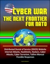 Cyber War The Next Frontier For NATO - Distributed Denial Of Service DDOS Website Internet Attacks Hacktivists Hackers Cyber Attacks Cyber Terrorism Tallinn Manual Possible Responses
