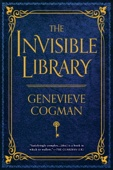 The Invisible Library - Genevieve Cogman Cover Art