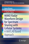 MIMO Radar Waveform Design For Spectrum Sharing With Cellular Systems