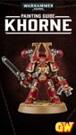 Painting Guide Khorne Warhammer 40000 Mobile Edition