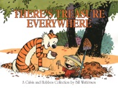 There's Treasure Everywhere - Bill Watterson Cover Art