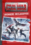 Marvels Captain America Civil War Avengers Declassified