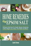 Home Remedies With Epsom Salt