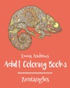 Adult Coloring Books Zentangles