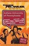 Indiana University Of Pennsylvania 2012