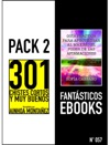 PACK 2 FANTSTICOS EBOOKS N 057