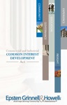 2016 Commercial  Industrial Common Interest Development Act