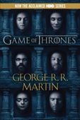 A Game of Thrones - George R.R. Martin Cover Art