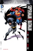 Superman/Batman: Batman v Superman: Dawn of Justice Special Edition #1