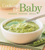 Lisa Barnes - Cooking for Baby artwork