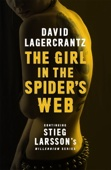 David Lagercrantz & George Goulding - The Girl in the Spider's Web artwork