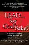 Lead    For Gods Sake