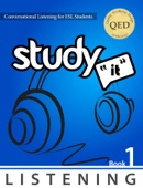 English Listening for ESL Students Book 1 - Units 1 to 4