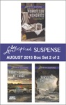 Love Inspired Suspense August 2015 - Box Set 2 Of 2