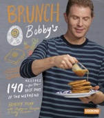 Brunch at Bobby's - Bobby Flay, Stephanie Banyas & Sally Jackson Cover Art