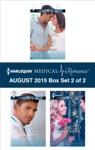 Harlequin Medical Romance August 2015 - Box Set 2 Of 2
