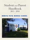 BVM Student And Parent Handbook 2015-16