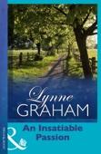 Lynne Graham - An Insatiable Passion artwork
