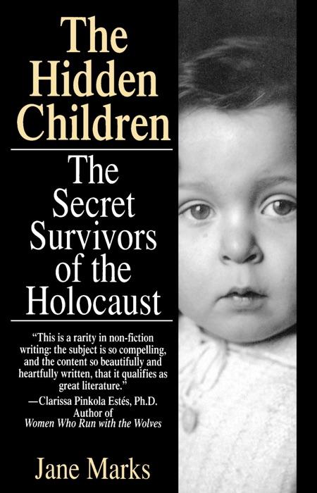 The Hidden Children Jane Marks Book