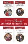 Harlequin Presents September 2015 - Box Set 1 Of 2