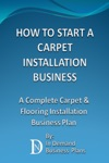 How To Start A Carpet Installation Business A Complete Carpet  Flooring Installation Business Plan