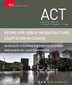 Paying for Urban Infrastructure Adaptation in Canada