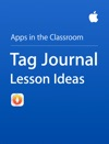 Tag Journal Lesson Ideas