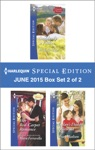 Harlequin Special Edition June 2015 - Box Set 2 Of 2