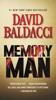 David Baldacci - Memory Man  artwork