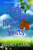 Death Wore Brown Shorts